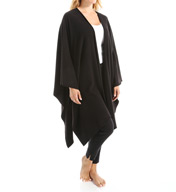 Natori Sleepwear Brushed Knit Blanket Wrap Z70233