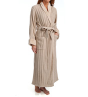 Natori Sleepwear Cable Knit Robe Z74032