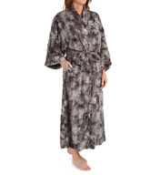 Natori Sleepwear Faux Fur All Over Fur Robe Z74446