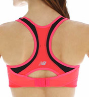 New Balance The Fabulous Framer C/D Cup Sports Bra WBT3101