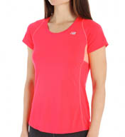 New Balance Accelerate Short Sleeve Tee WRT4325