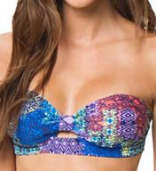 O'Neill Calypso Bandeau Swim Top 14474086