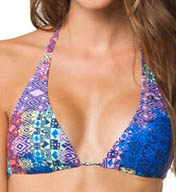 O'Neill Calypso Slide Halter Swim Top 14474088