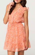 O'Neill Fiona Tiered Dress 43416005