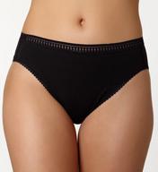 OnGossamer Cabana Cotton Hi-Cut Panty 024304