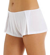 Only Hearts Feather Weight Rib Sleep Shorts 51312