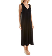 Oscar De La Renta Luxe Knit Mid Calf Gown 6801062