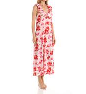 Oscar De La Renta Amourette Long Gown 680954