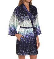 Oscar De La Renta Glamour Short Robe 684870