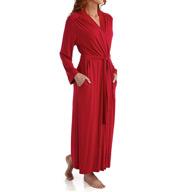 Oscar De La Renta Luxe Knit Robe 6851062