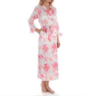 Oscar De La Renta Night Blooms Robe 685900