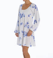 P-Jamas New Valentino Long Sleeve Nightgown 324419