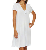 P-Jamas Pleno Verano Short Sleeve Gown 339705