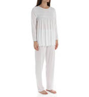 P-Jamas Long Sleeve PJ Set Pamela