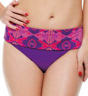 Panache Savannah Folded Swim Bottom SW0787