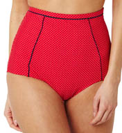 Panache Britt High Waisted Swim Bottom SW0826