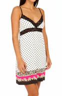 PJ Salvage Pop of Pink Chemise MPOPCE