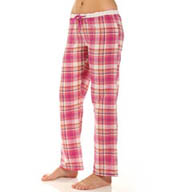 PJ Salvage Bali Sunset Plaid Pant QBALP2