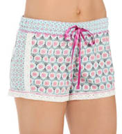 PJ Salvage Summer Tiles Short QSUMS