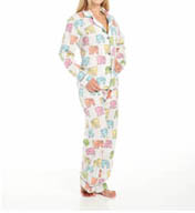 PJ Salvage Sweet Sets Elephant PJ Set QSWEPJ7
