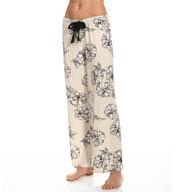 PJ Salvage Luxe Ink Floral Luxe Pants RHINKP