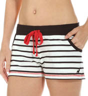 PJ Salvage Cafe Frenchie Stripe Boxer SCAFS2