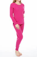 PJ Salvage Ski Jammies Set SKISET