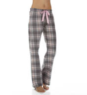 PJ Salvage Sweet Hearts Plaid Pant SSWEP1