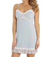 PJ Salvage Pattern Play Chemise TPATCE