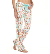 PJ Salvage Playful Prints Pant TPLAP5