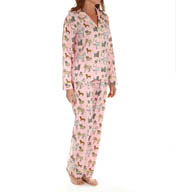PJ Salvage Playful Prints PJ Set TPLAPJ2