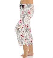 PJ Salvage Luxe Tropical Paisley Pant TTRPCP