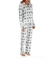 PJ Salvage True Blue PJ Set TTRUPJ