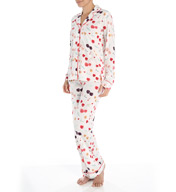PJ Salvage Playful Prints PJ Set USUMPJ