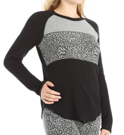 PJ Salvage Leo Nights Long Sleeve Top VLEOLS