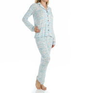 PJ Salvage Luxe Lace Lattice Pajama Set VLLTPJ
