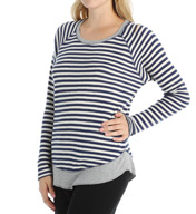 PJ Salvage Stripe it to Me Long Sleeve Top VSTRLS
