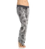 PJ Salvage Shades of Grey Velour Pant VTIEP1