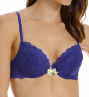 Pretty Polly Lingerie Take the Plunge Lace Plunge Push Up Bra PP112