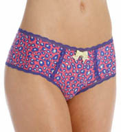 Pretty Polly Lingerie Lace Shortini Panty PP142