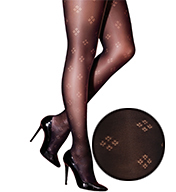 Pretty Polly Curves Diamond Tights PNAPN9