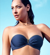 Prima Donna Riviera Padded Cup Strapless Bikini Swim Top 4000817