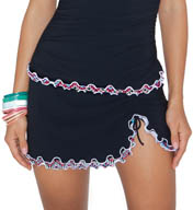 Profile by Gottex Party Time Skirted Swim Bottom 5031P92