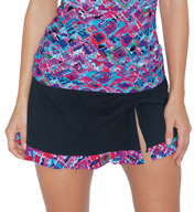 Profile by Gottex Mardi Gras Skirted Swim Bottom 5071P92