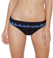 Profile by Gottex Tri Colore Bikini Swim Bottom 5081P94