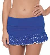 Profile by Gottex Enchantment Skirted Ruffle Swim Bottom 5561P24