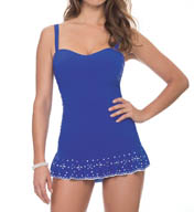 Profile by Gottex Enchantment One Piece Swim Dress 5562D18