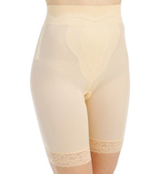 Rago High Waist Long Leg Girdle Panty 6226
