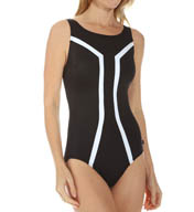Reebok HiSociety One Piece Swimsuit 871325