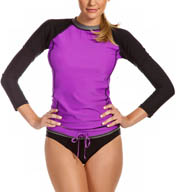 Reebok Sano Rachel Full Coverage Rash Guard 871526